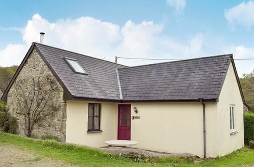 Big Cottages - Stunning Fishguard Cottage S21833