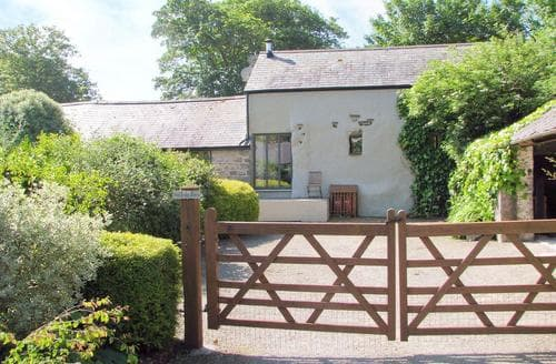 Dog Friendly Cottages - Quaint Tenby Cottage S21944