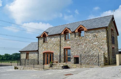 Big Cottages - Stunning Narberth Cottage S21902