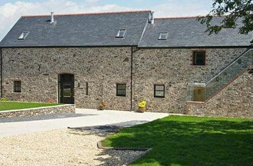 Big Cottages - Cosy Kidwelly Cottage S21670
