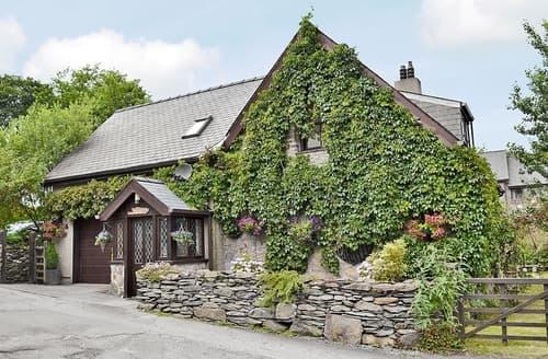 Big Cottages - Cosy Beddgelert Cottage S22181