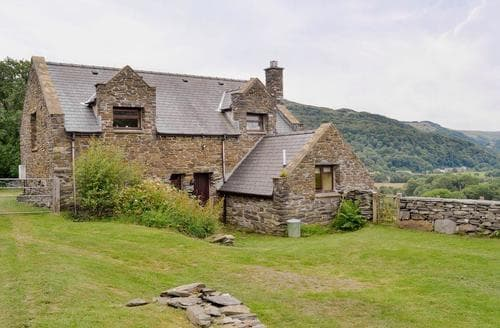 Big Cottages - Charming Aberdovey Cottage S24655
