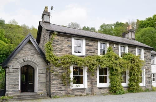Big Cottages - Delightful Betws Y Coed Cottage S22400