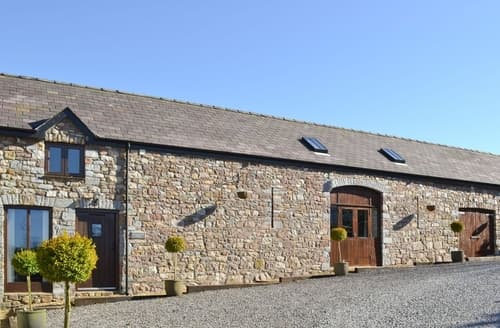 Big Cottages - Captivating Llandeilo Cottage S21699