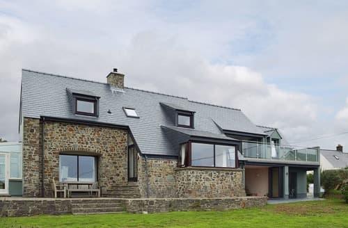Big Cottages - Lovely St Davids Cottage S21915