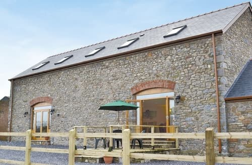 Big Cottages - Superb Carmarthen Cottage S21654