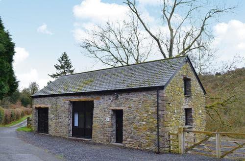 Big Cottages - Captivating Llandovery Cottage S21725