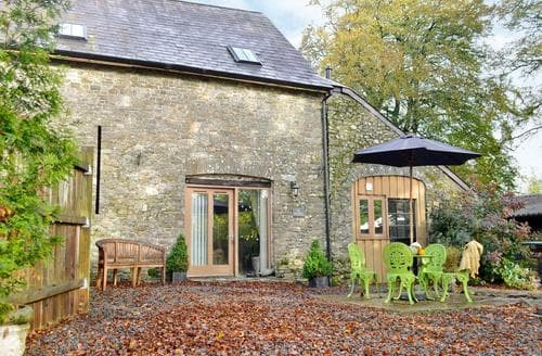 Last Minute Cottages - Wonderful Llandovery Cottage S21708