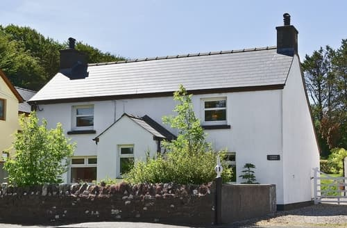 Big Cottages - Adorable Narberth Cottage S21917
