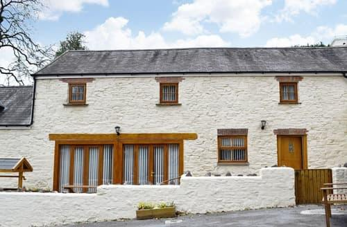 Big Cottages - Wonderful Laugharne And Llansteffan Cottage S25912
