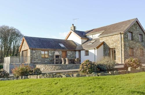 Big Cottages - Quaint Aberaeron Cottage S21487