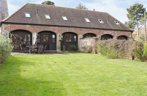 Big Cottages - Stunning Shanklin Cottage S14336