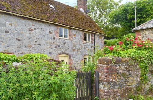 Big Cottages - Wonderful Brighstone Cottage S14187
