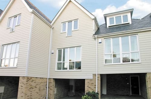 Big Cottages - Gorgeous Broadstairs Cottage S13556