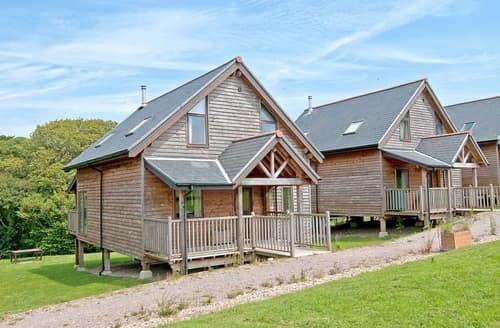Big Cottages - Superb Brighstone Cottage S14192