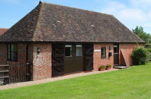 Last Minute Cottages - Stunning Ashford Cottage S13535