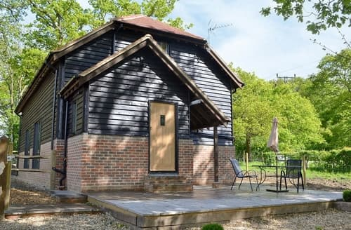 Last Minute Cottages - Cosy Arundel Cottage S13803