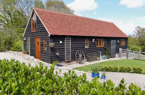 Dog Friendly Cottages - Luxury Battle Cottage S13833