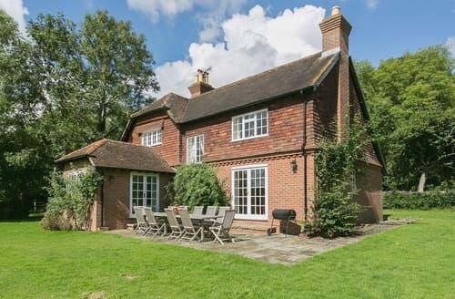 Last Minute Cottages - Tasteful Arundel Cottage S13785