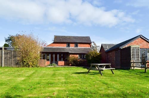 Last Minute Cottages - Captivating Hereford Cottage S16894