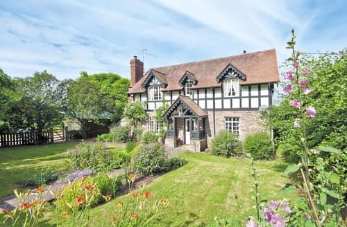 Last Minute Cottages - Charming Hereford Cottage S16913