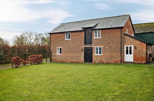 Big Cottages - Stunning Bury St Edmunds Cottage S17845