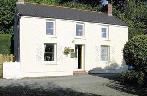 Big Cottages - Captivating Fishguard Cottage S21835