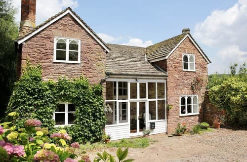 Last Minute Cottages - Captivating Hereford Cottage S16910