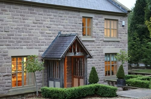 Last Minute Cottages - Attractive Matlock Cottage S16661