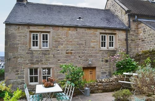 Last Minute Cottages - Splendid Bakewell Cottage S16475