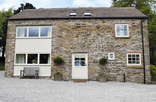 Last Minute Cottages - Wonderful Bakewell Cottage S16486