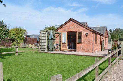 Last Minute Cottages - Captivating Hereford Cottage S16893