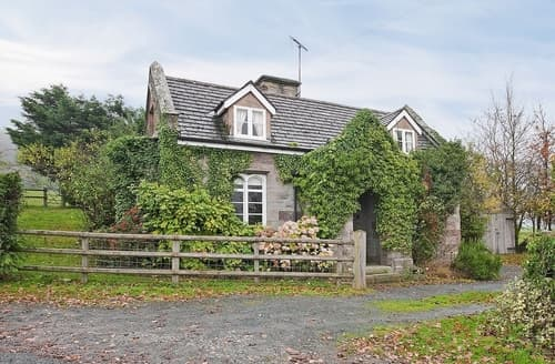 Last Minute Cottages - Lovely Hereford Lodge S16902
