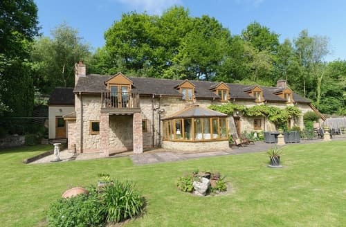 Last Minute Cottages - Beautiful Bridgnorth Cottage S16736