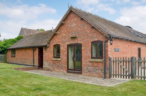 Last Minute Cottages - Splendid Bridgnorth Cottage S16729