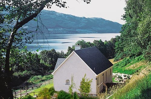 Last Minute Cottages - Excellent Drumnadrochit Cottage S24247