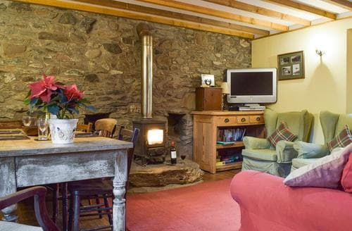 Big Cottages - Tasteful Callander Cottage S23218