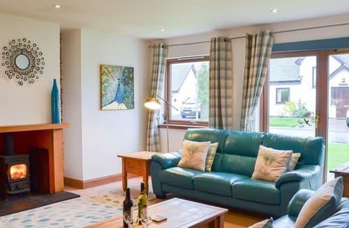 Big Cottages - Superb Aviemore Cottage S22649