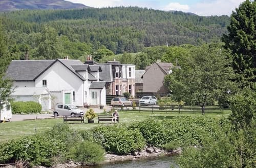 Big Cottages - Attractive Crieff Cottage S23363