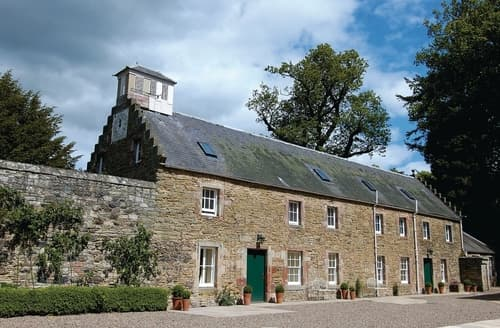 Dog Friendly Cottages - Delightful Kelso Cottage S23798