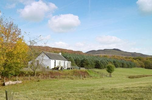 Big Cottages - Superb Callander Cottage S23215