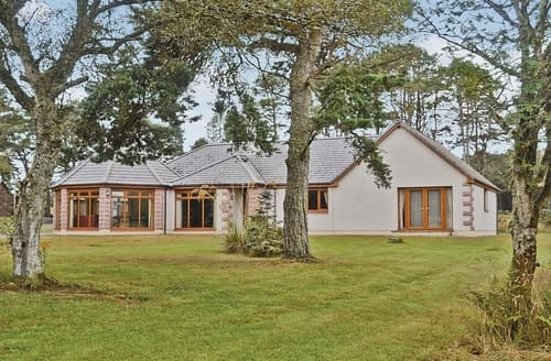 Big Cottages - Beautiful Dornoch Cottage S24350
