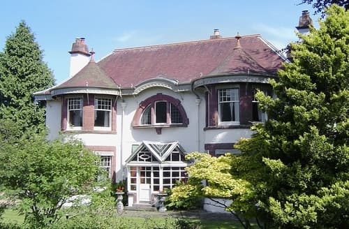 Big Cottages - Attractive Pitlochry Cottage S23429