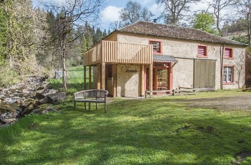 Last Minute Cottages - Beautiful Brechin Cottage S22944