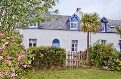 Big Cottages - Wonderful Kyle Of Lochalsh Cottage S22763