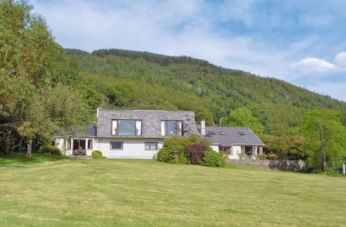 Big Cottages - Adorable Kyle Of Lochalsh Cottage S22750