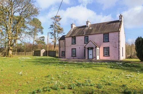 Last Minute Cottages - Inviting Castle Douglas Lodge S23574