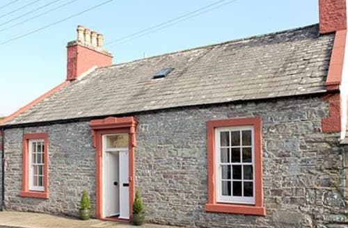 Last Minute Cottages - Lovely Newton Stewart Cottage S23679