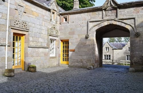 Big Cottages - Superb Ayr Cottage S42115