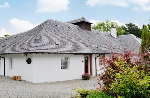 Dog Friendly Cottages - Attractive Dunoon Cottage S23016